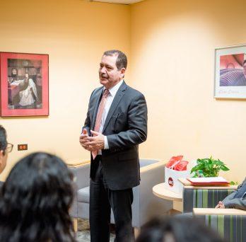 LARES with Congressman Garcia