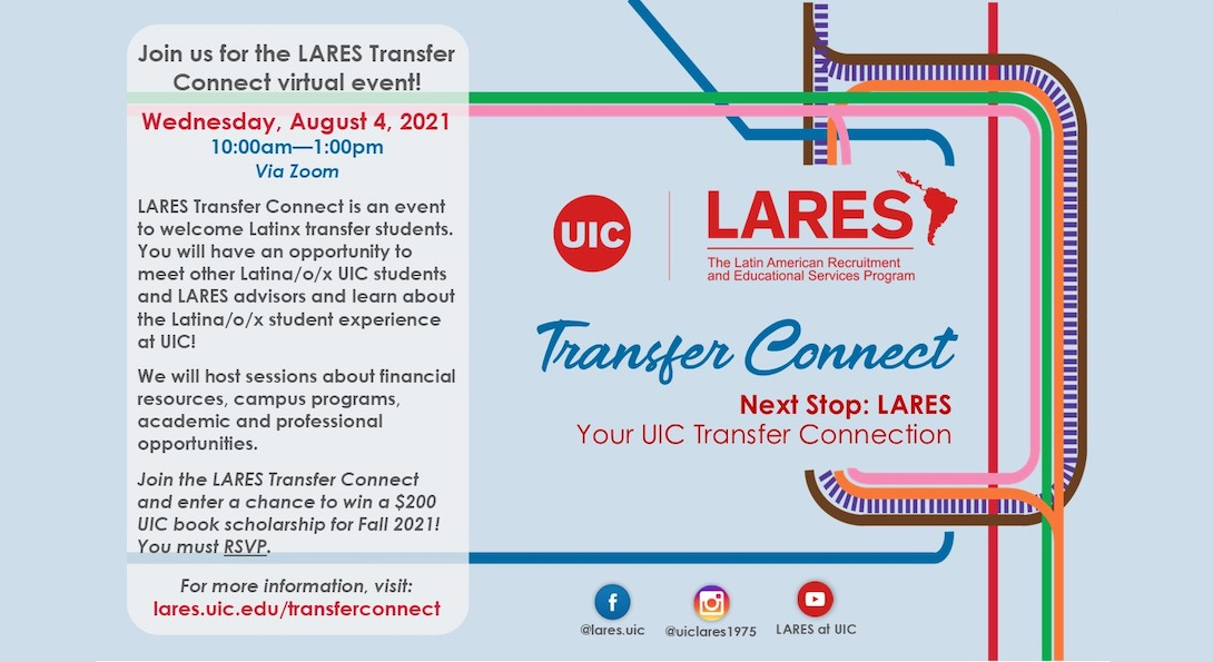 LARES Transfer Connect